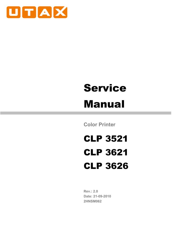Service Manual - Triumph Adler | manualzz com