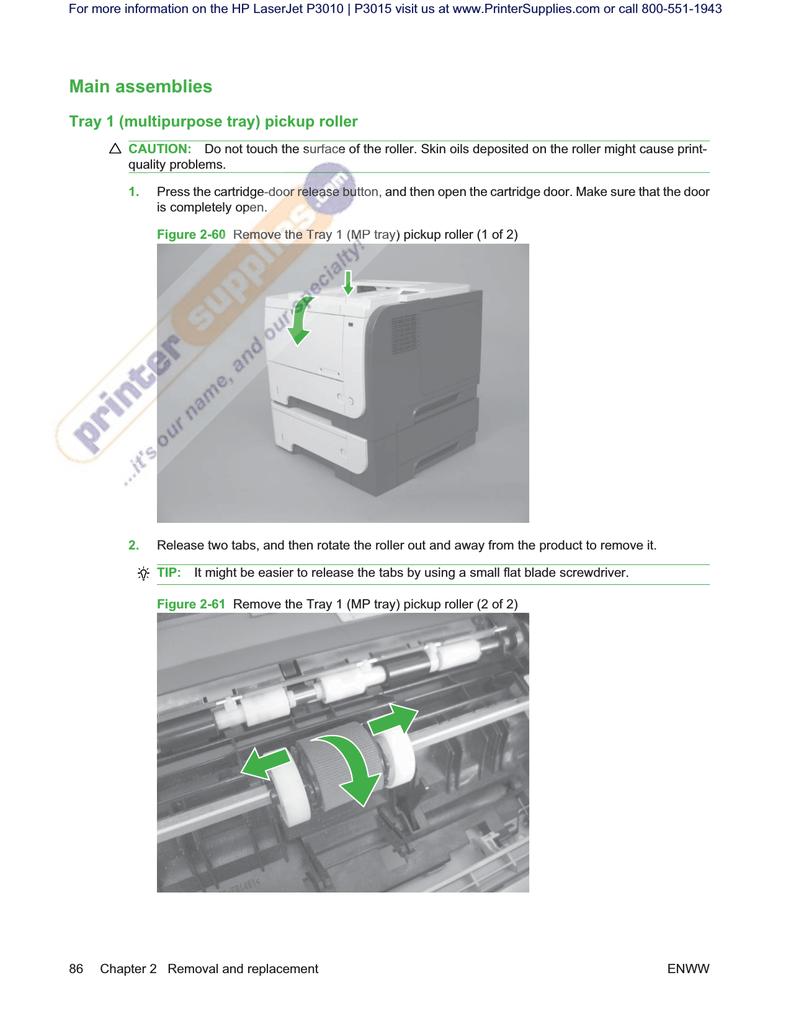 Hp Laserjet P3010 Service Manual Manualzz