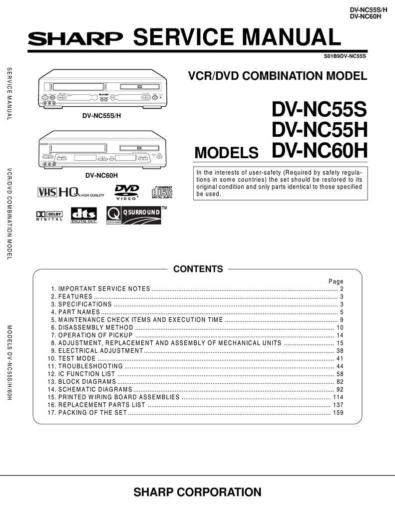 Service Manual Block Diagram Ks1