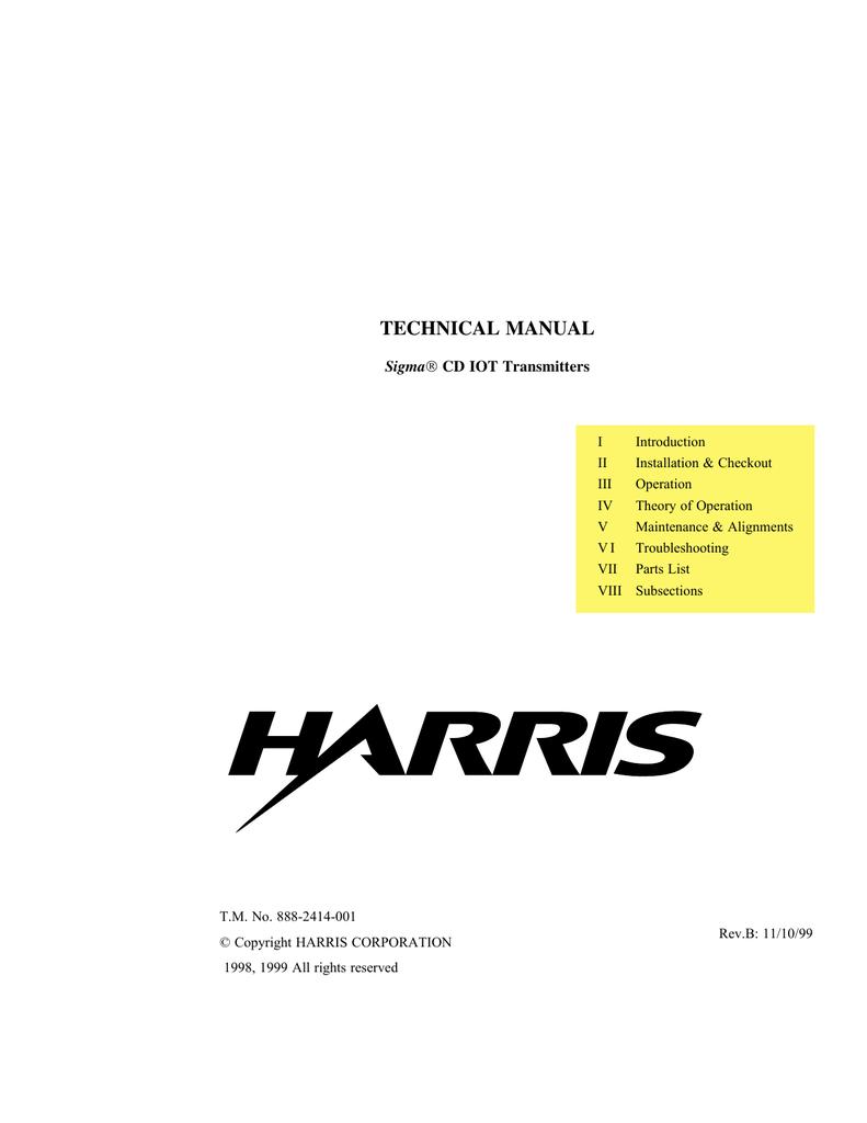 888-2414-001 - Gates Harris History | manualzz.com on
