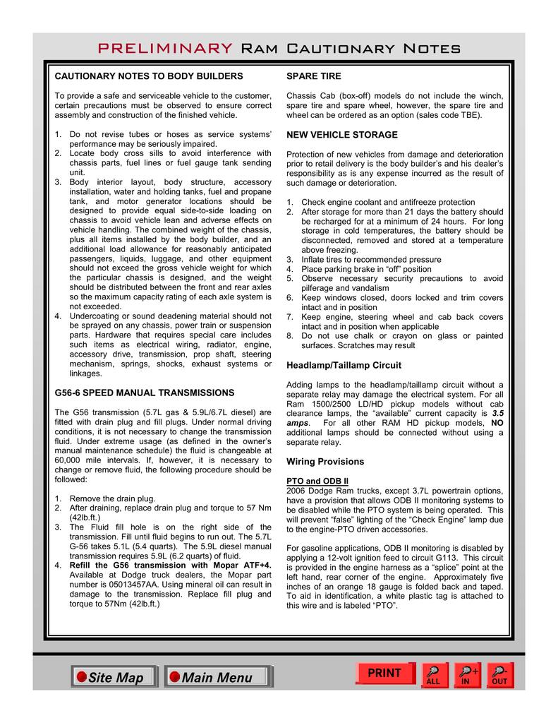 preliminary ram cautionary notes manualzz com rh manualzz com