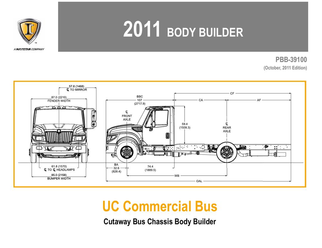 UC Commercial Bus Builder | manualzz.com on
