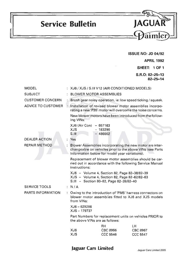 9faf6a377 Service - Terry`s Jaguar Parts | manualzz.com