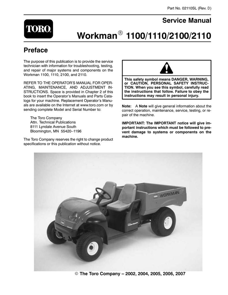 Toro Workman Lift Wiring Diagram Best Site Wiring Harness Toro Workman 2100 Wiring-Diagram  Wiring Diagram Toro Workman 3300d