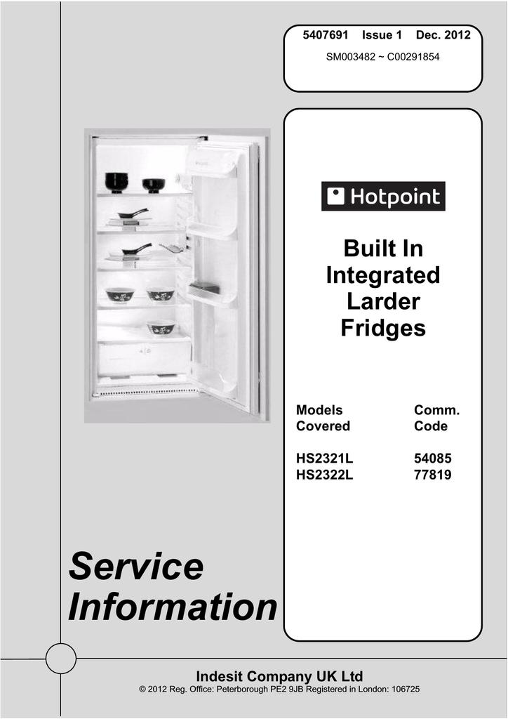 Service Information   Manualzzmanualzz