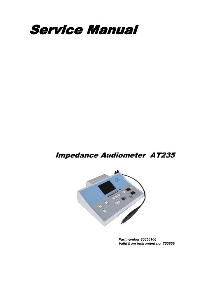 AT235 Service manual | manualzz com