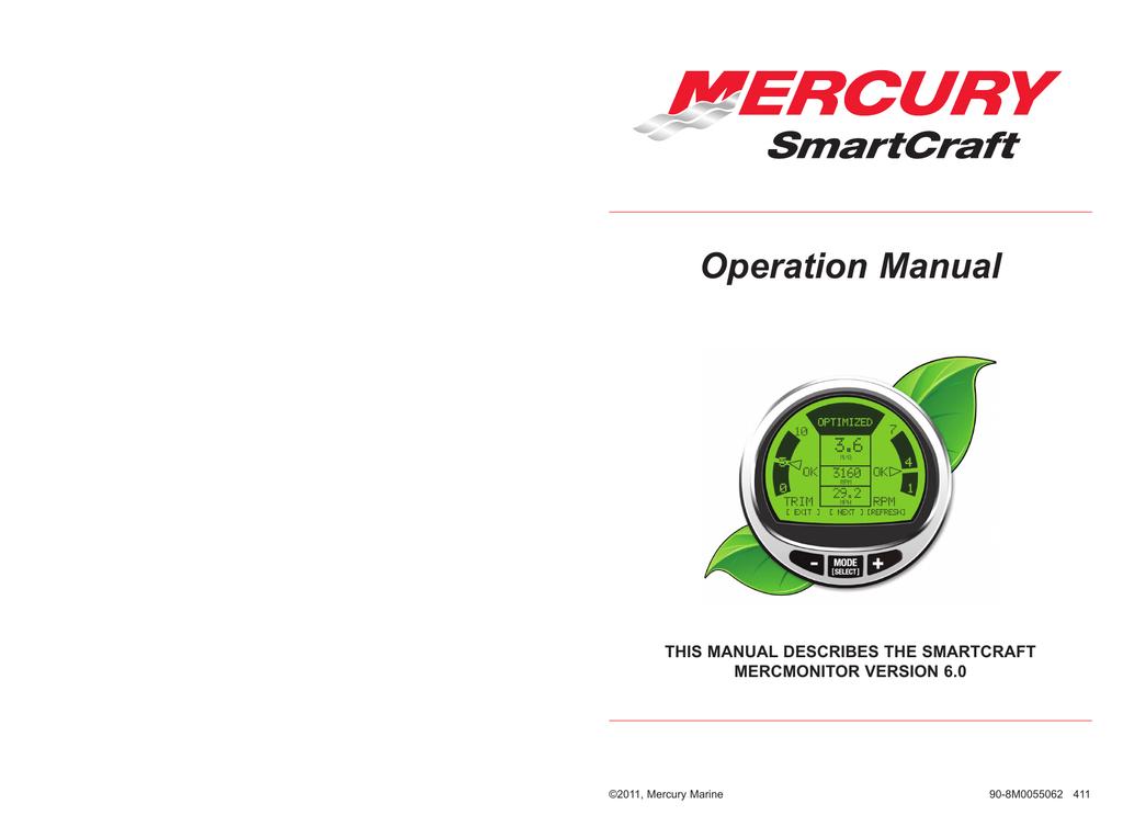 MercMonitor Operation Manual | manualzz com