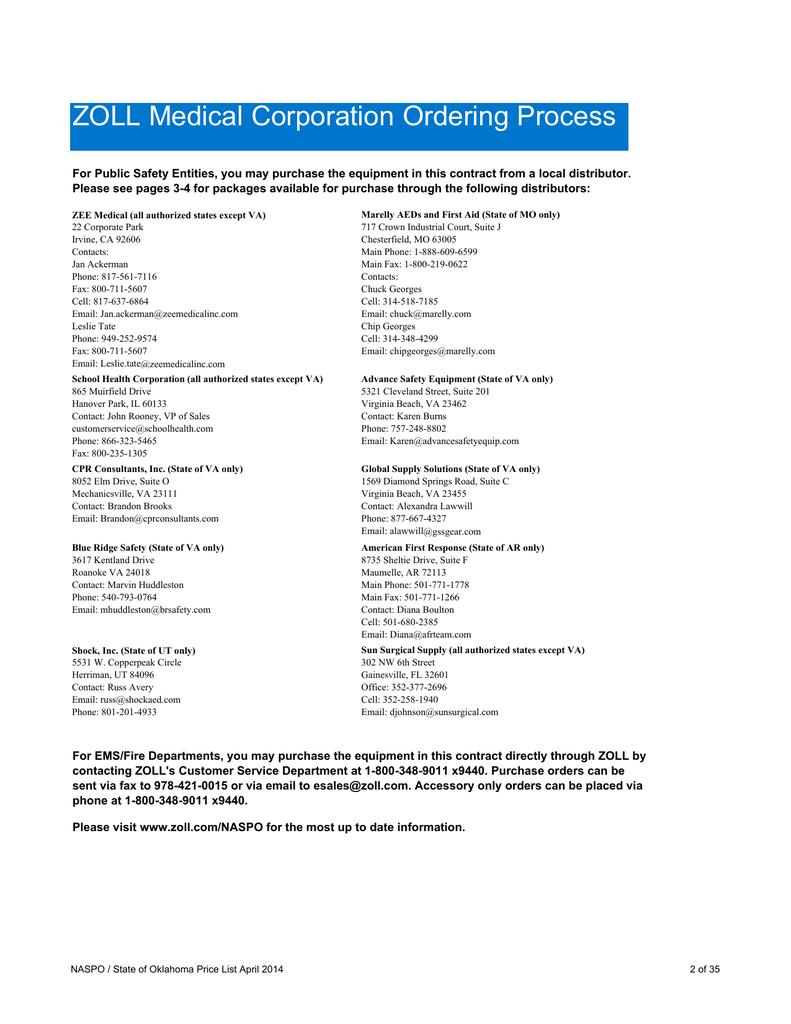 NASPO Price List 4-1-14 xlsx | manualzz com