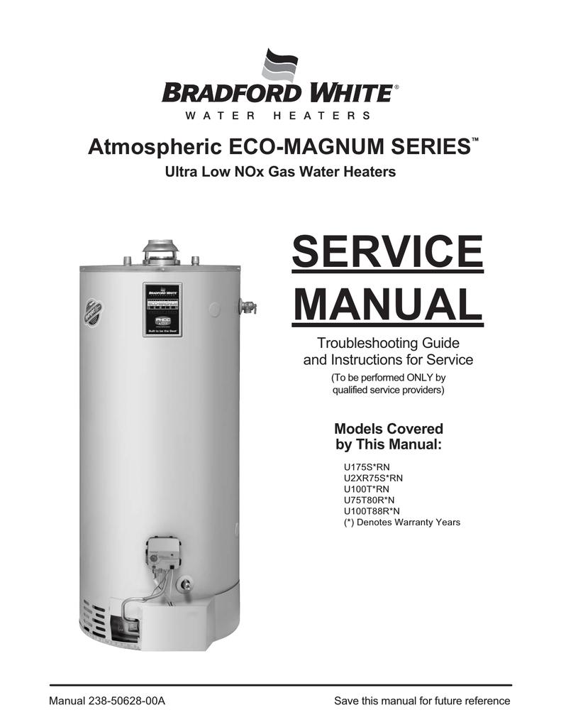 Service Manual Bradford White Manualzz