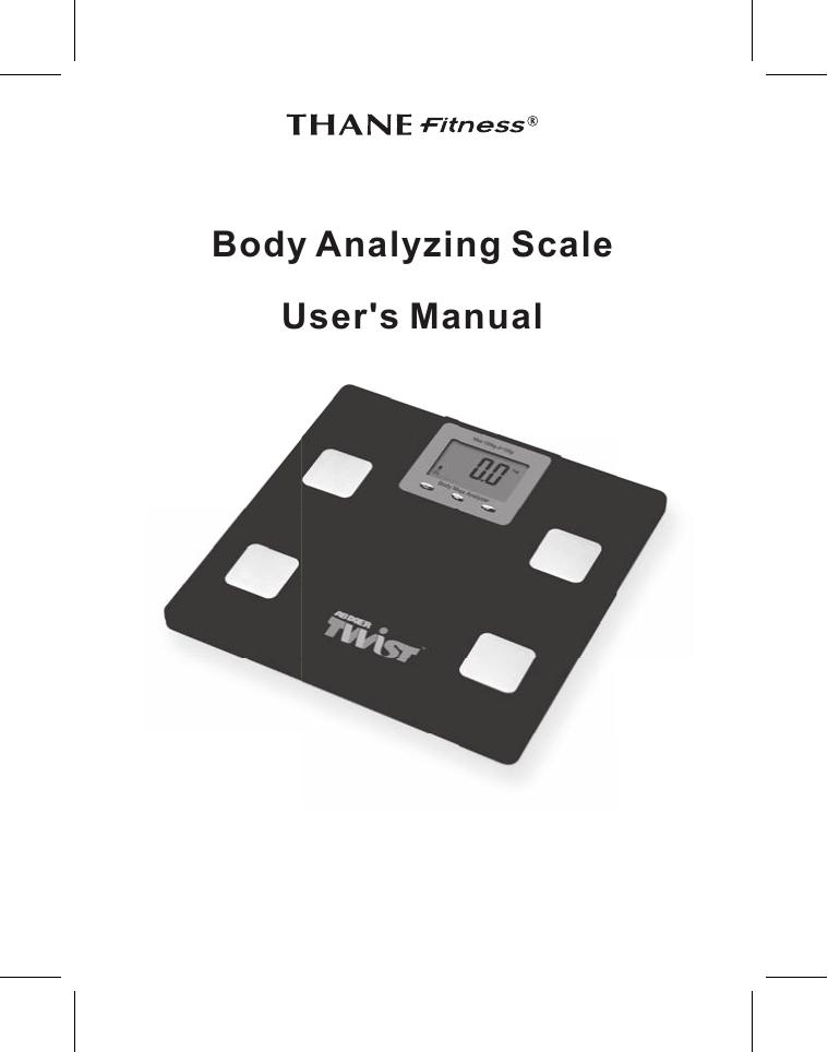 body analyzing scale user s manual manualzz com rh manualzz com user guide thinkpad x1 yoga 20jf user guide examples pdf
