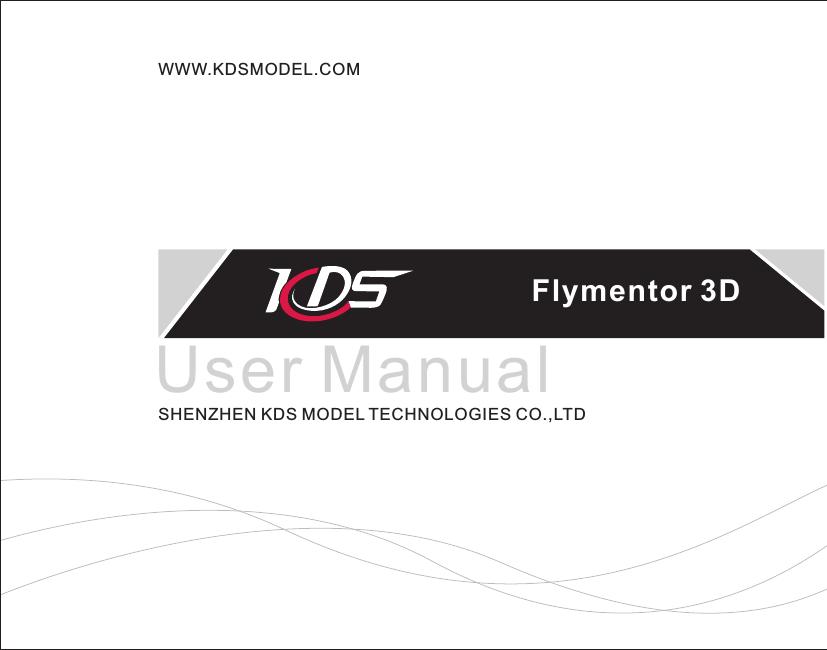 kds flymentor 3d driver