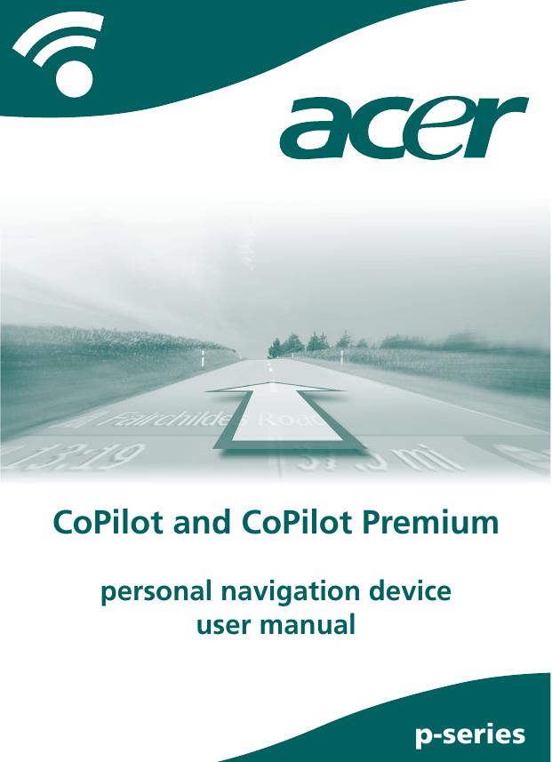 CoPilot and CoPilot Premium | manualzz com