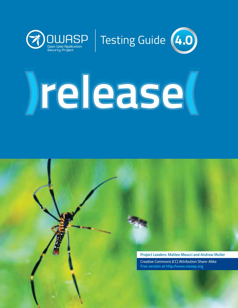 Testing Guide | manualzz com