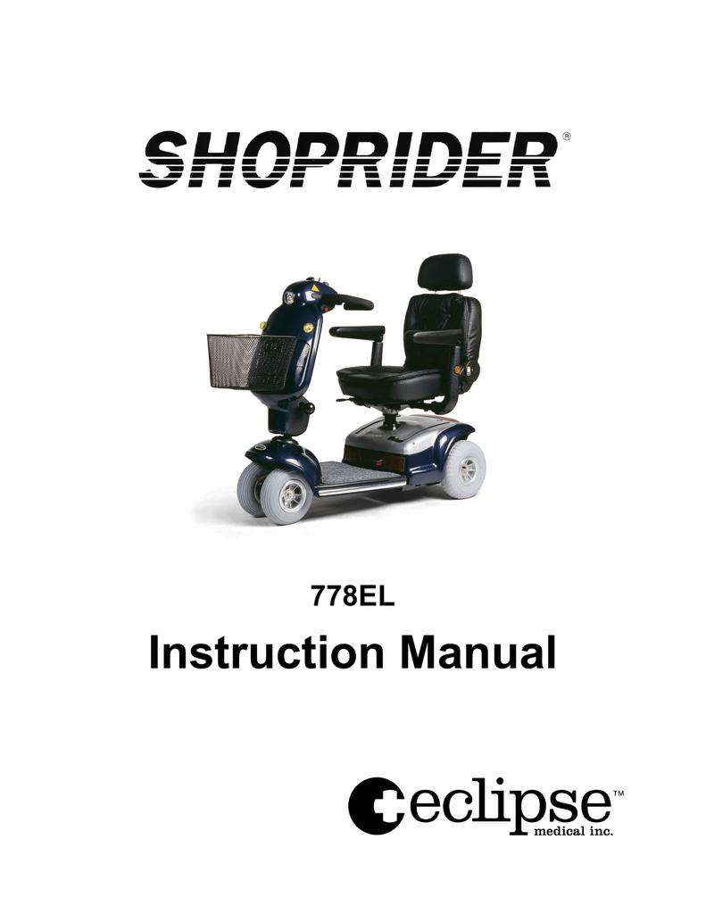Cobra 778 EL - Canada Scooters | manualzz com