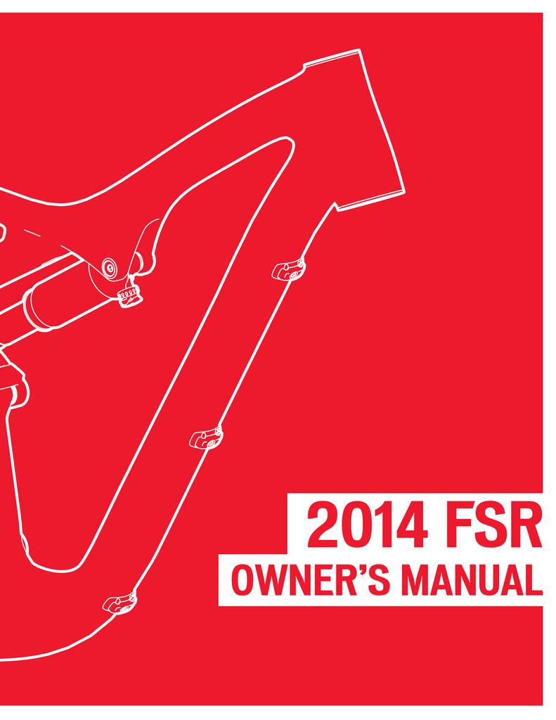 Specialized Demo 8 I 2014 User Manual | manualzz com