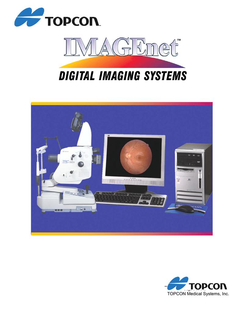 topcon imagenet 2000 software
