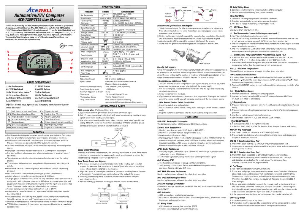 Automative/ATV Computer   manualzz com