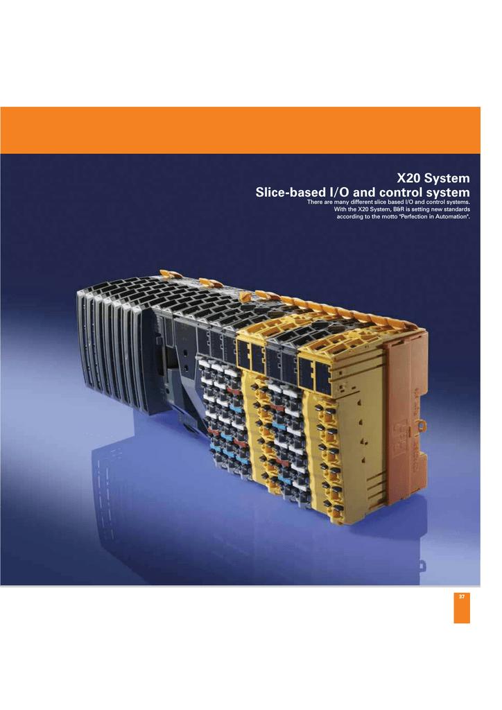 B/&R X67PS1300 Modul