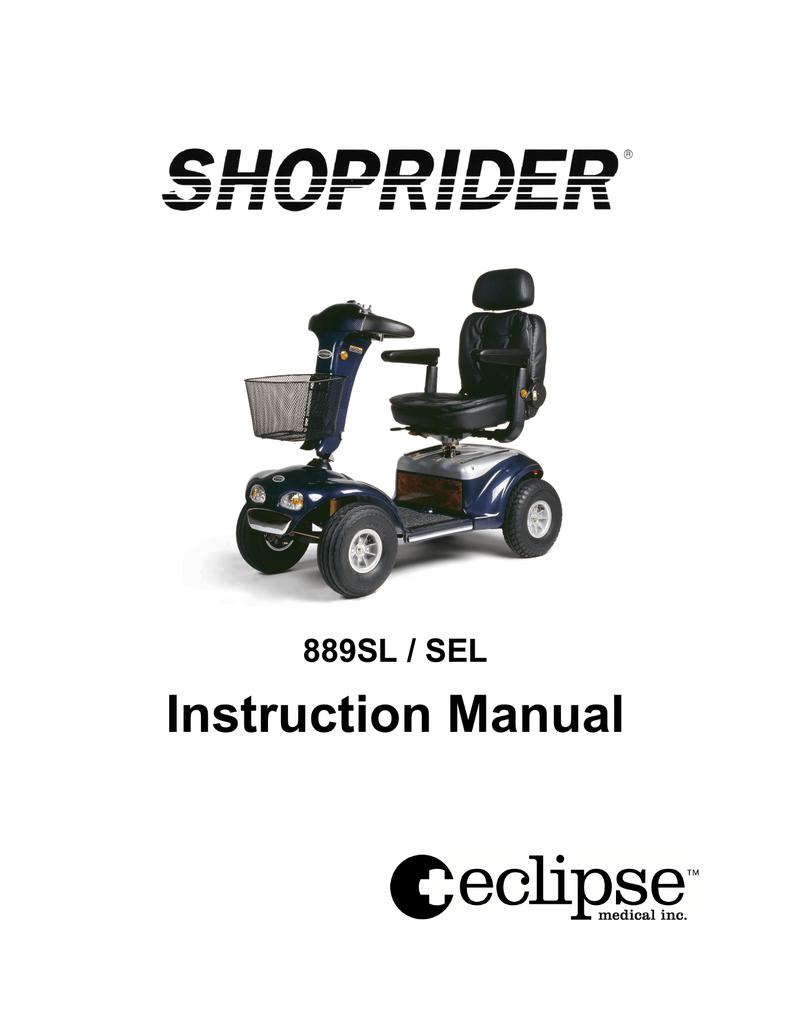 Trailblazer 889 SL Operating Manual | manualzz com