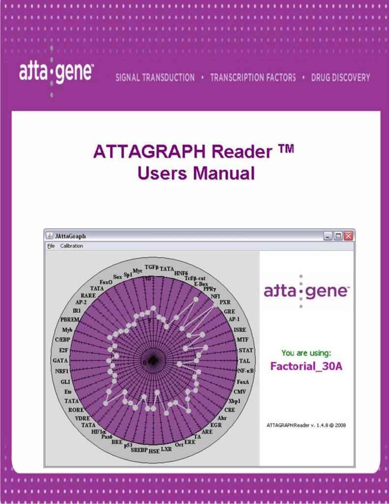 Attagraph User Manual | manualzz com