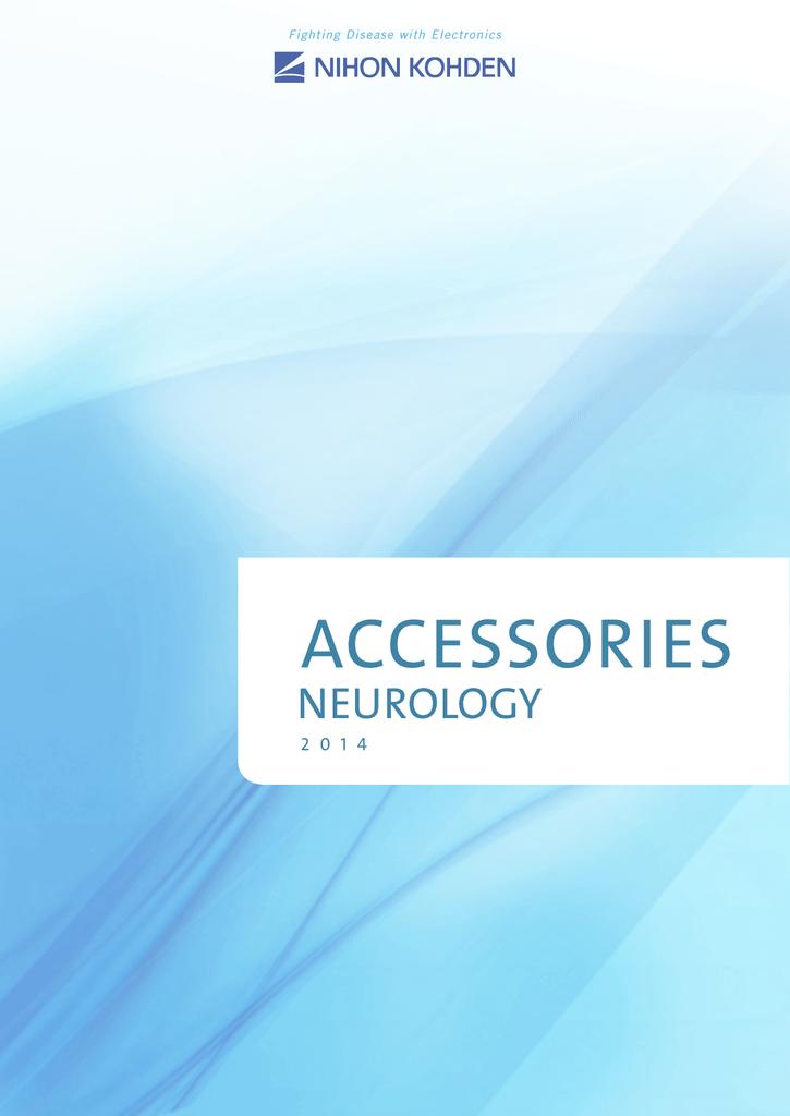 Accessories - nihonkohden de | manualzz com