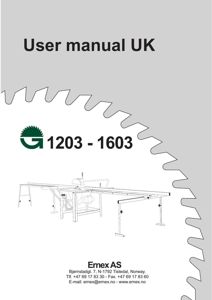 1203  U0438 1603 User Manual Uk