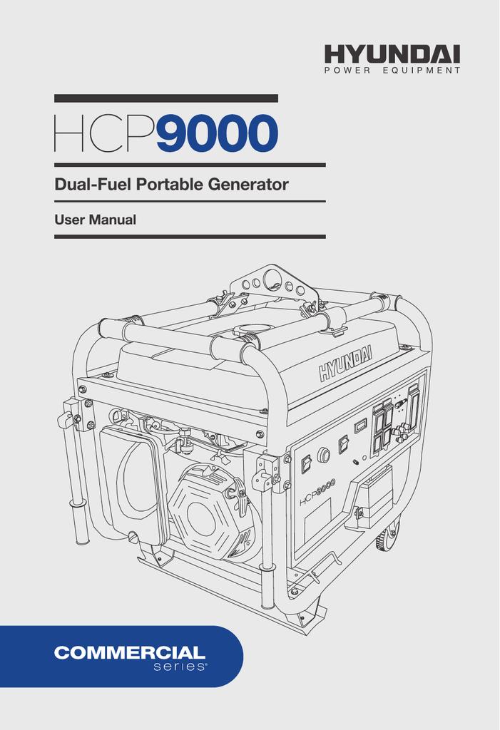 HCP9000 Manual - Hyundaipower ca | manualzz com