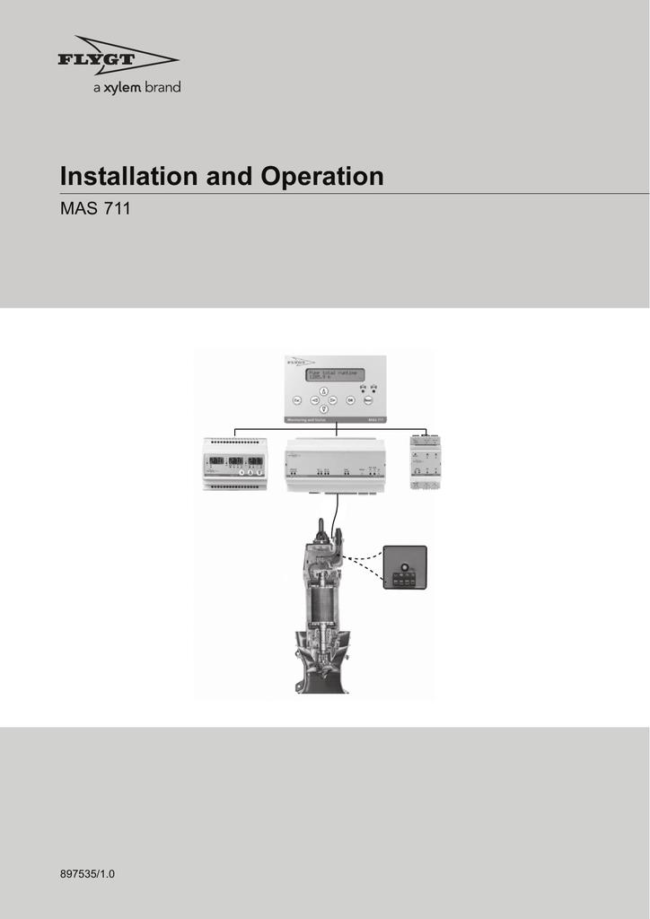 mas 711 installation  operation  manualzz