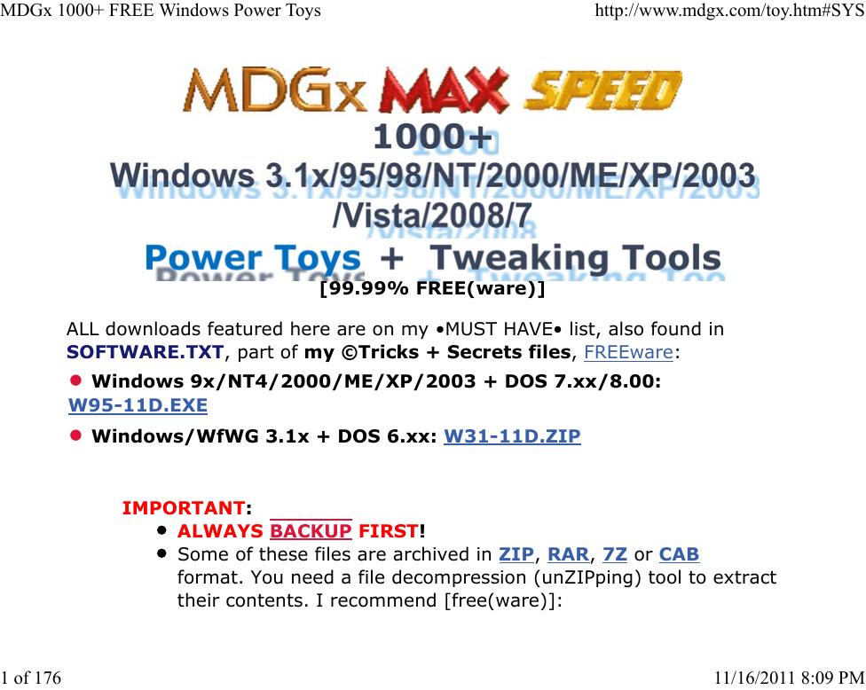 MDGx 1000+ FREE Wind   - meb | manualzz com