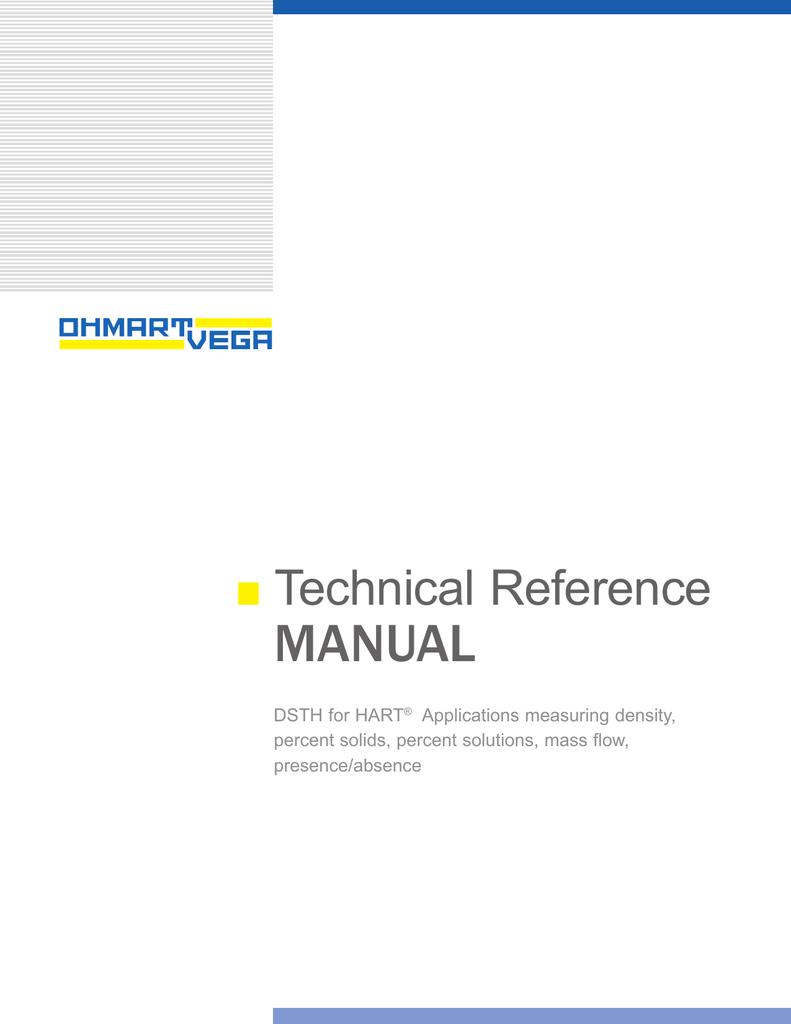 MANUAL - VEGA Americas, Inc  | manualzz com