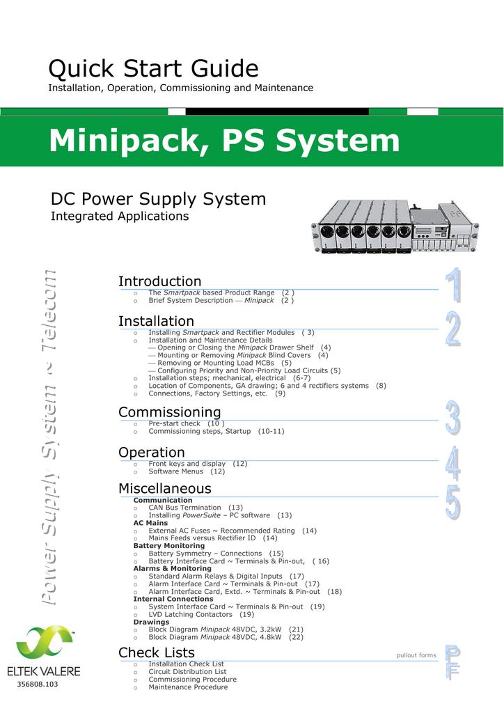 minipack ps system manualzz com rh manualzz com