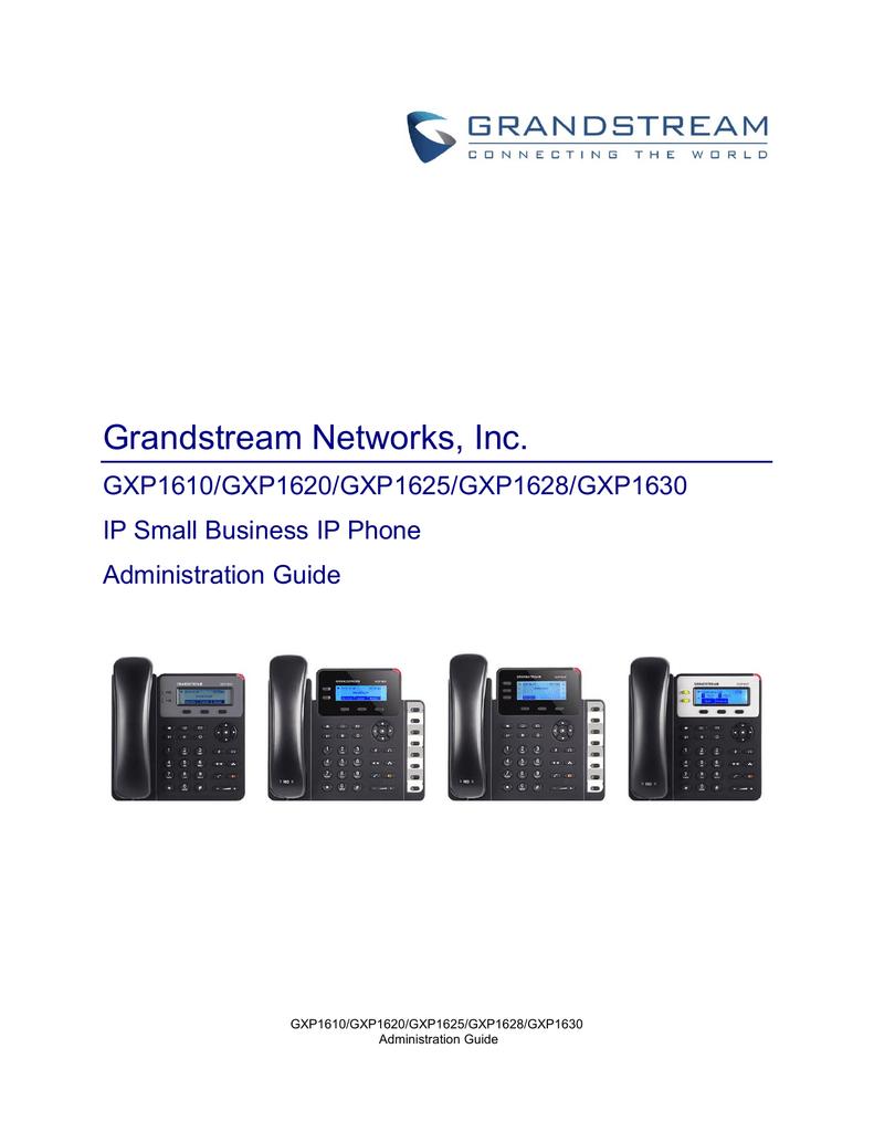 Grandstream Networks, Inc  | manualzz com