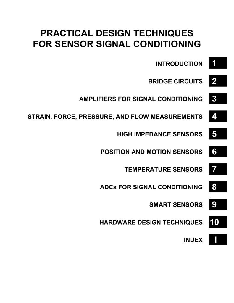 Practical Design Techniques For Sensor Signal About Gain Programmable Isolation Amplifier Circuit Othercircuit
