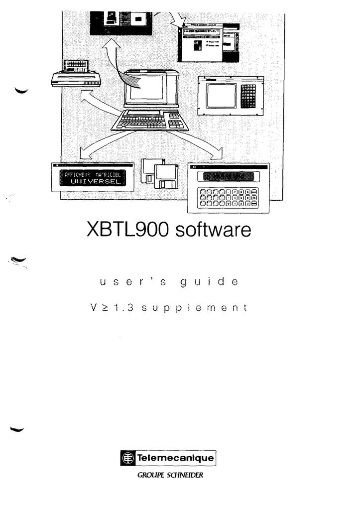 xbt l900