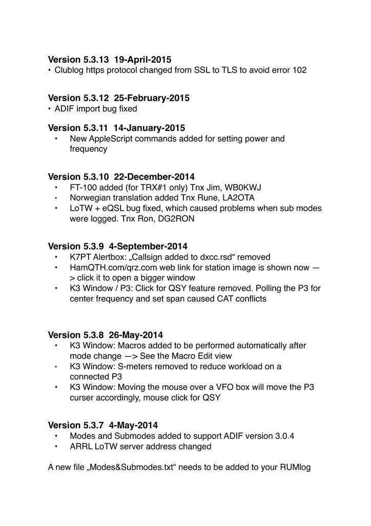Version 5 3 13–February-2014 | manualzz com