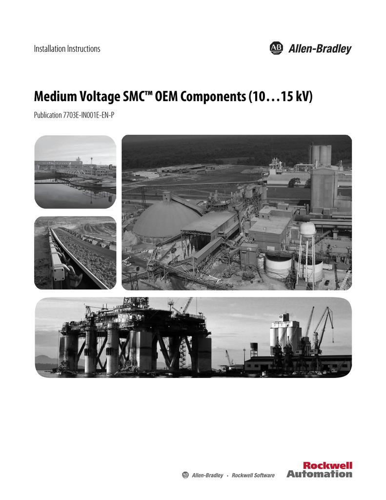 Medium Voltage Smc Oem Components 1015 Kv Crossing Arm Wiring Diagram
