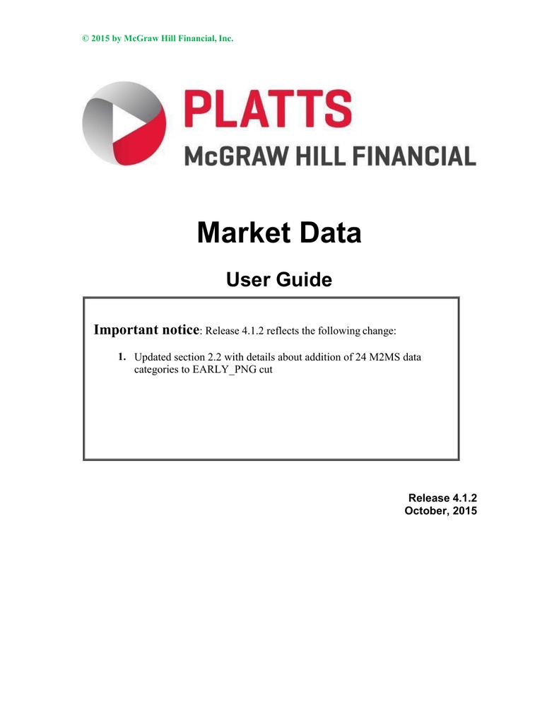 Market Data | manualzz com