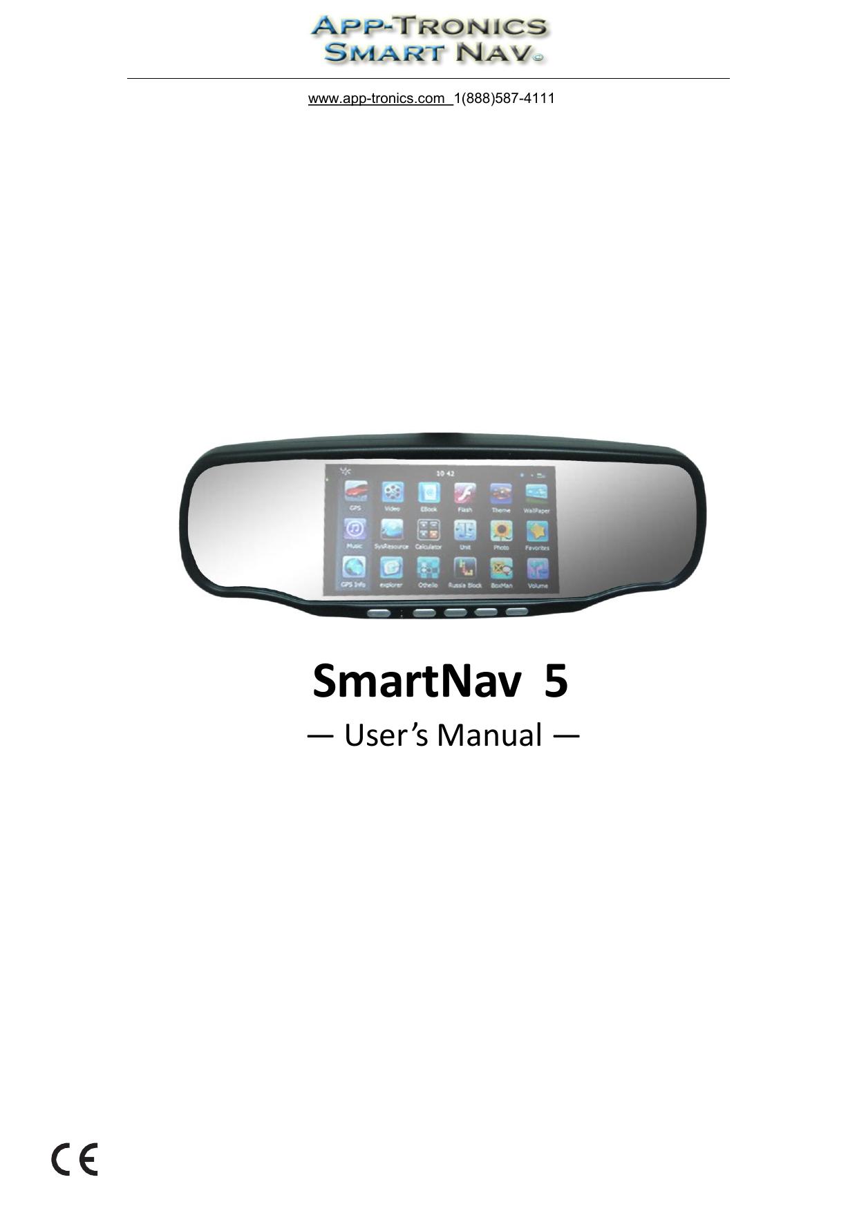Smartnav Wiring Diagram