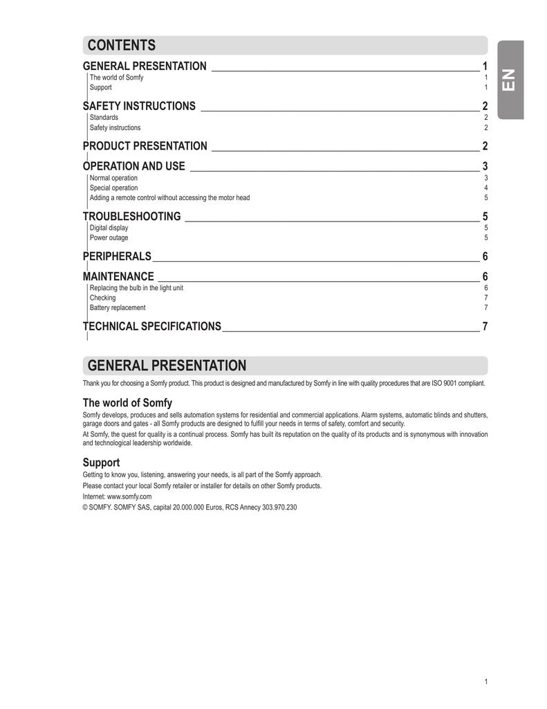 Pro 800 1000 User Manual Coroma Garage Industrial Doors Manualzz