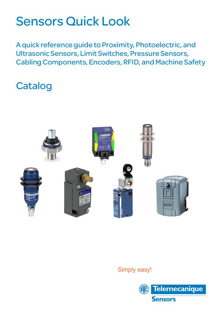 Sensors Quick Look Catalog, 9006CT1303   manualzz com
