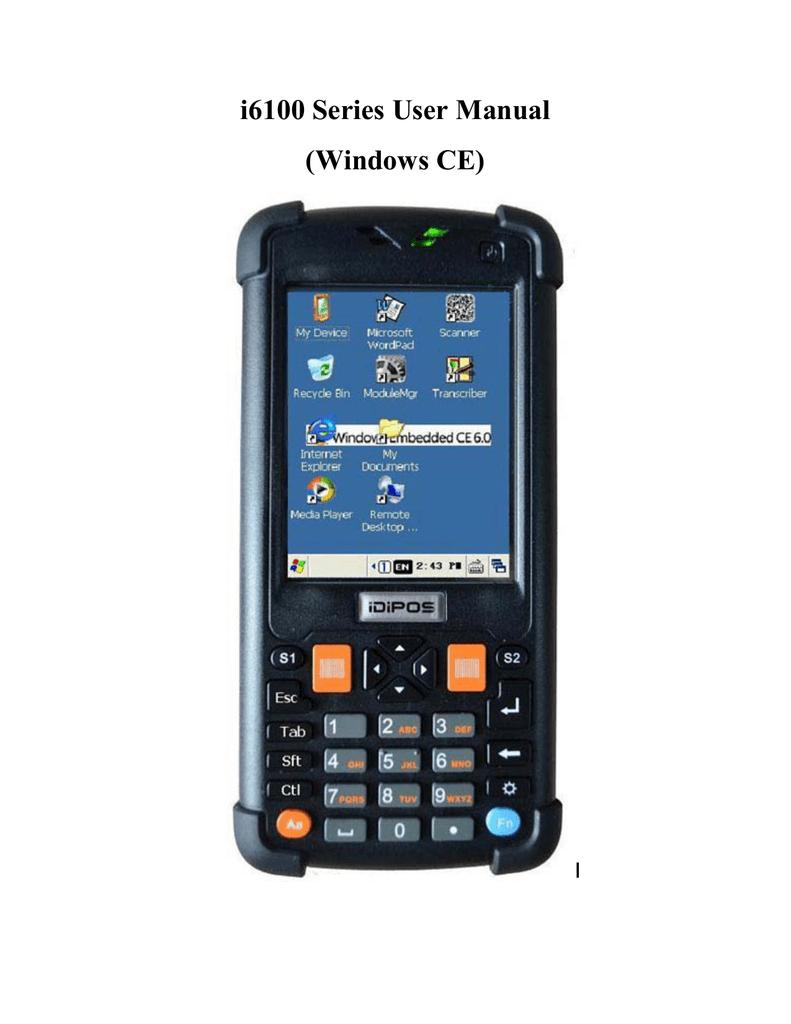 i6100 series user manual manualzz com rh manualzz com Windows Mobile 4 Windows 10 Mobile