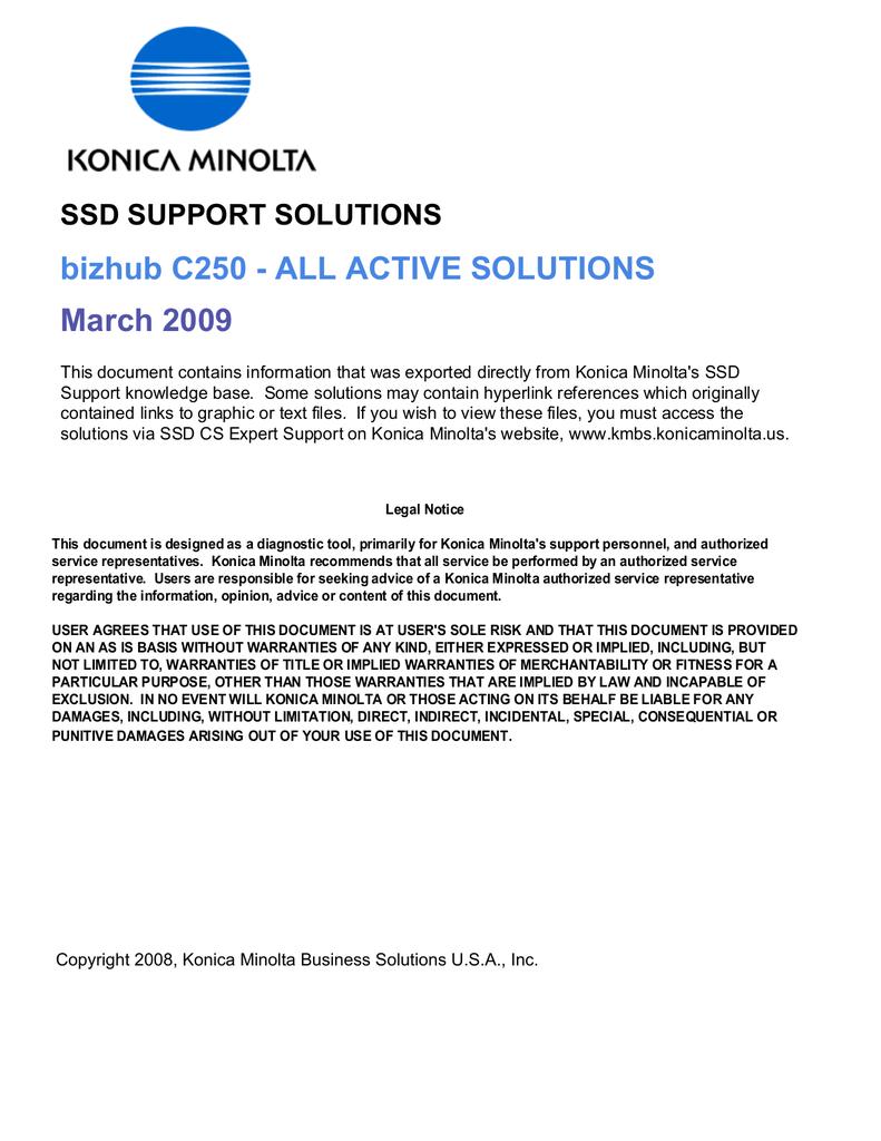 bizhub c250 all active solutions march 2009 manualzz com  dsl hook up diagram with bizhub #11