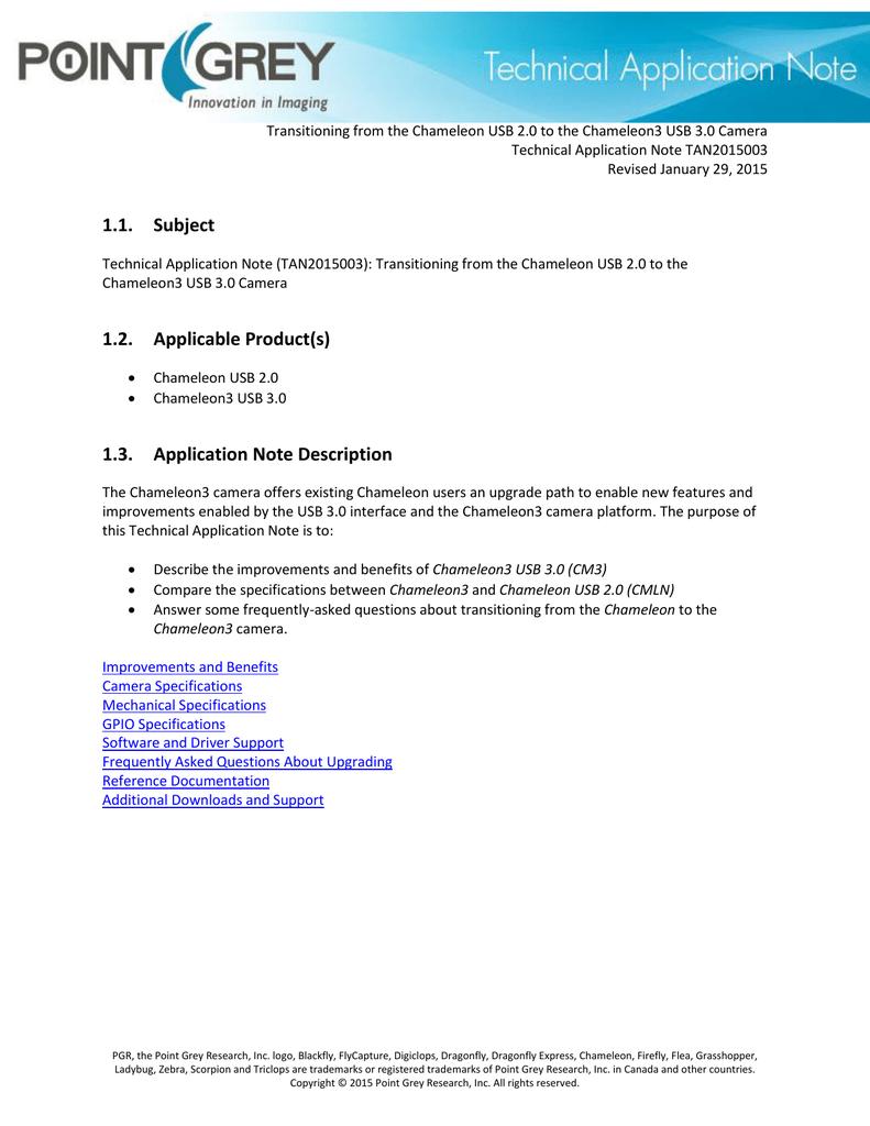 1 3  Application Note Description   manualzz com