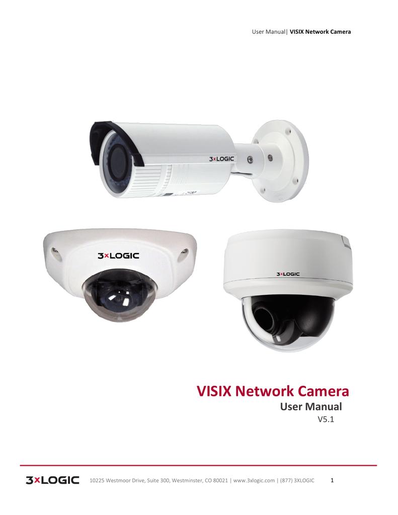 New Driver: 3xLOGIC VX-3P28-MD-IA IP Camera
