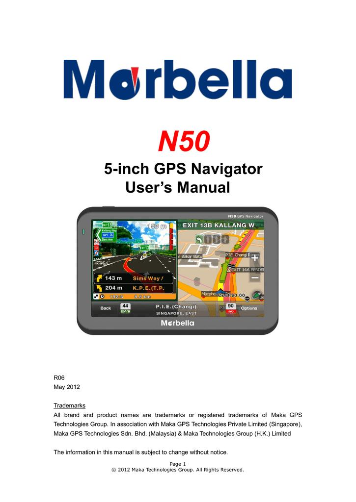 User`s Manual - ProSat Technology | manualzz com