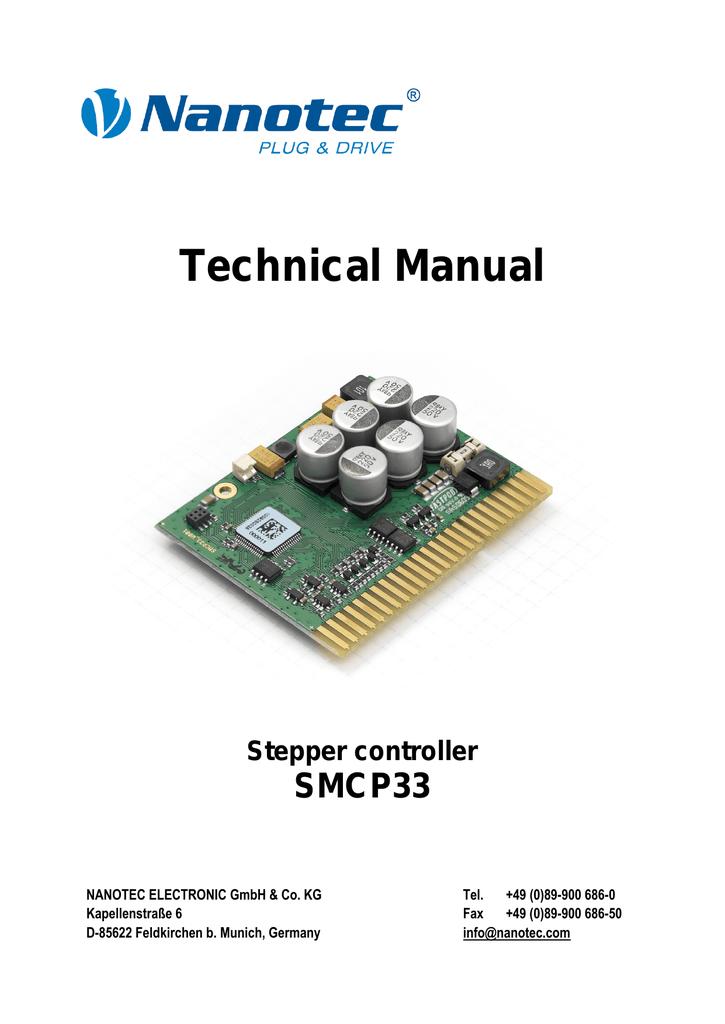 SMCP33 Technical Manual V1.5 | manualzz.com on