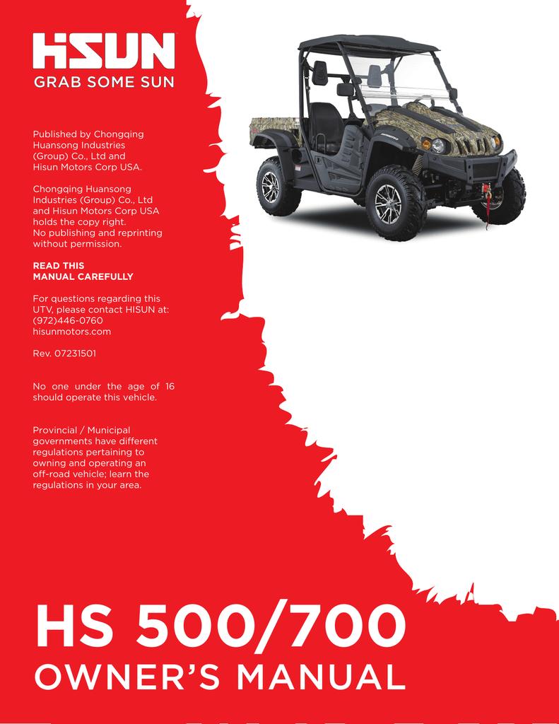 Hisun 700 Wiring Diagram Simple Guide About Utv Rhino