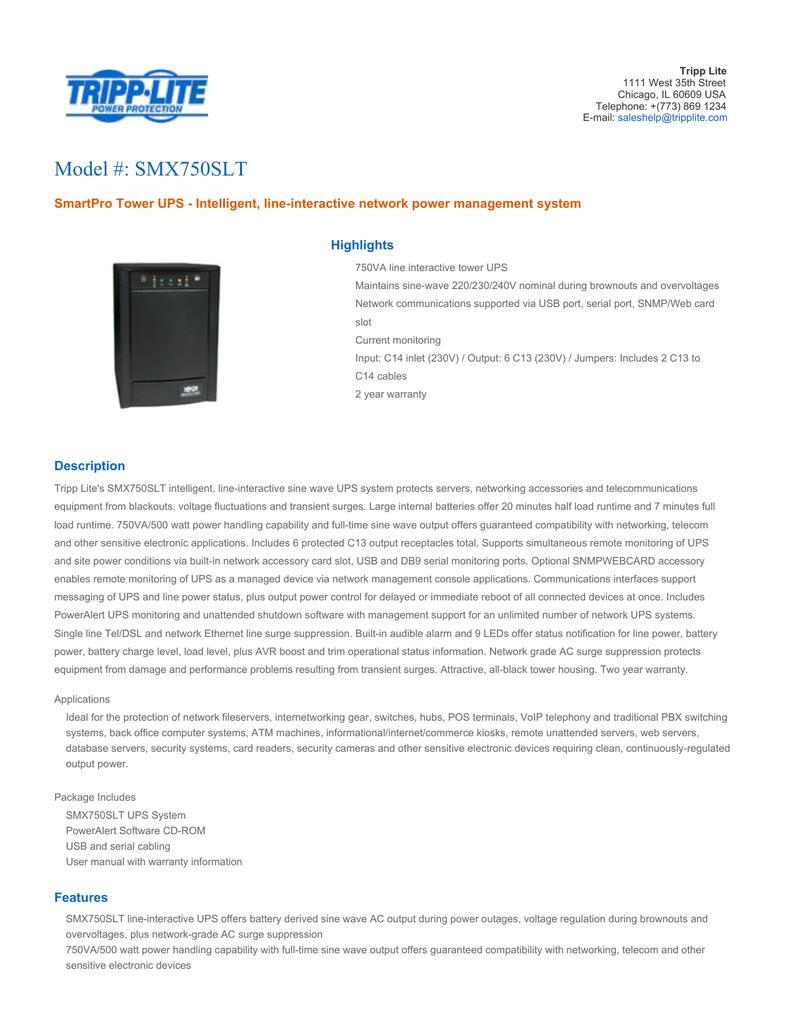 Model #: SMX750SLT   manualzz com