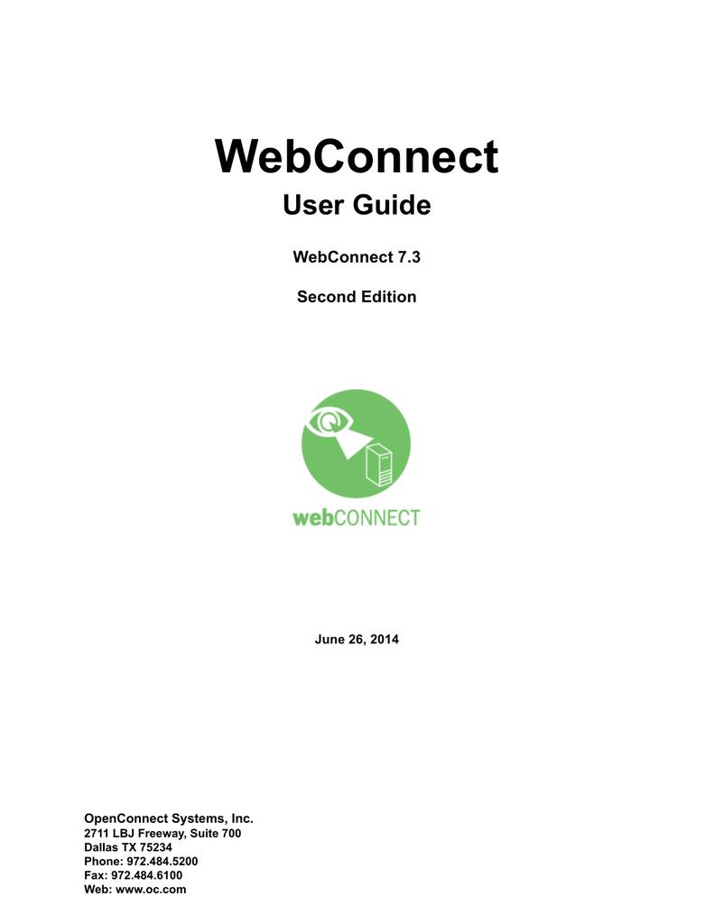 Webconnect.