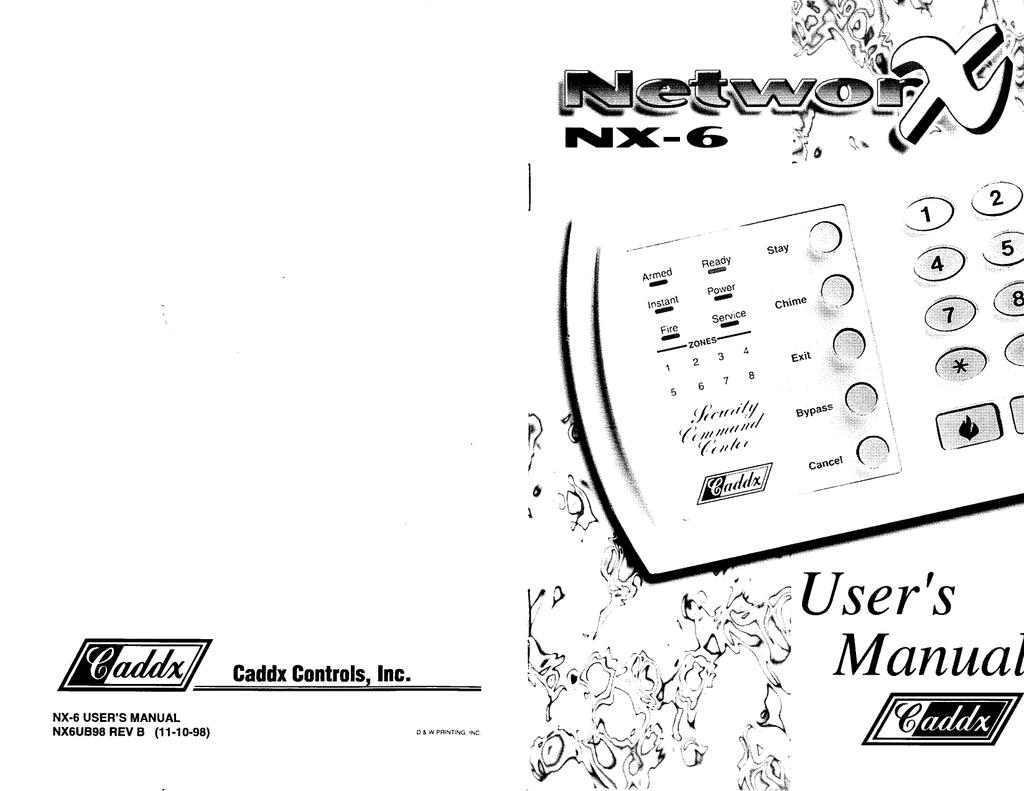 NX-6 LED - SEi Security